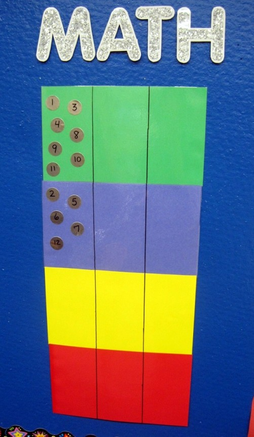 Math-Data-Wall