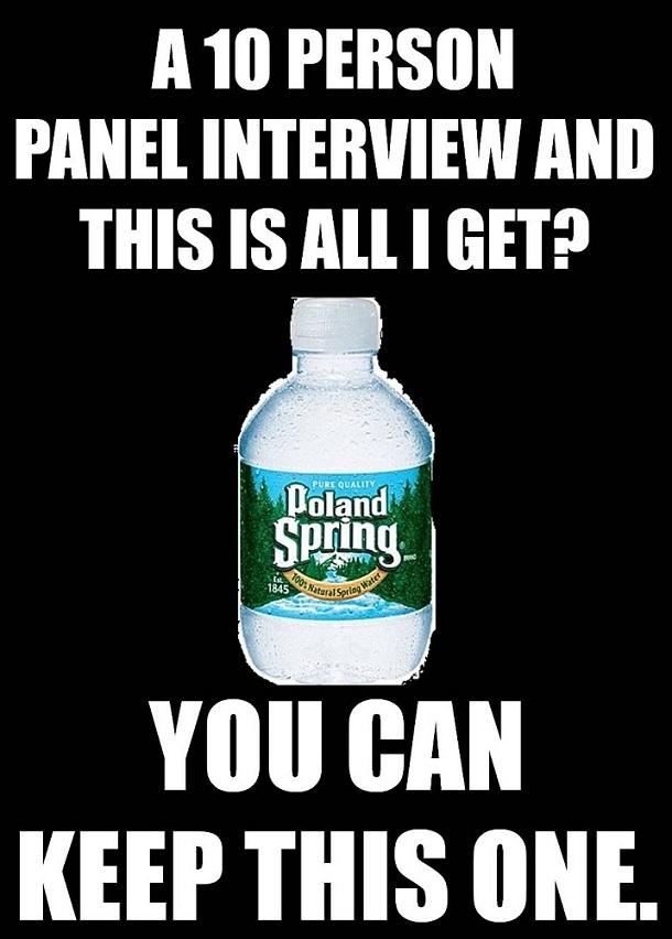 Panel-Interviews