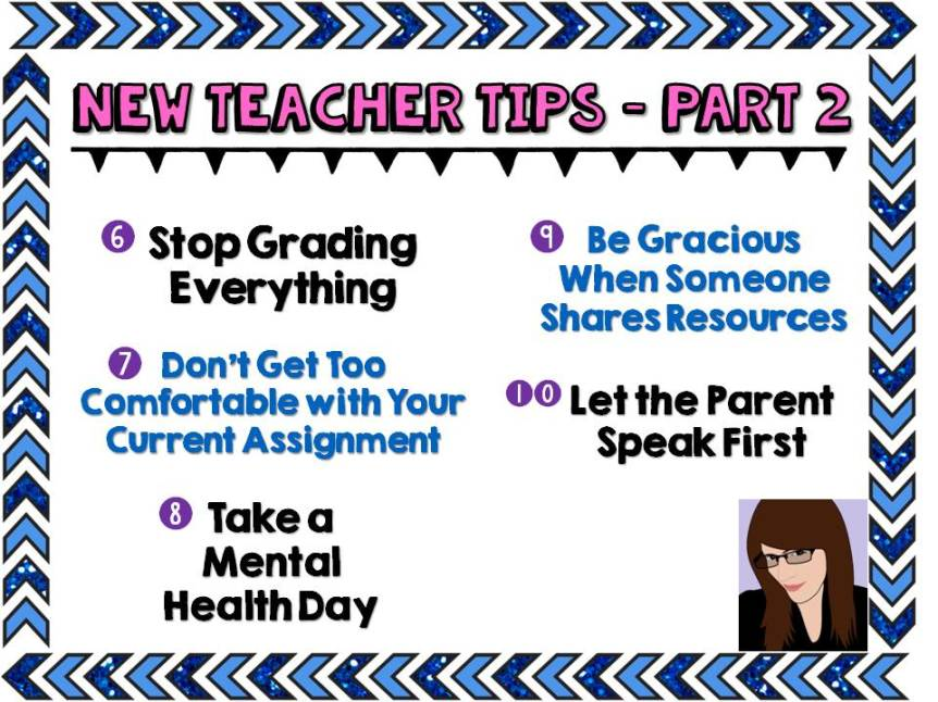New-Teacher-Tips