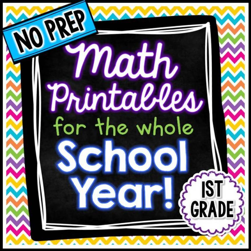 1st-grade-no-prep